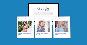 Suspended Google Shopping